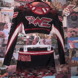 woodlands elite cheer uniform